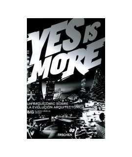 Yes is more Un arquicómic sobre la evolución arquitectónica
