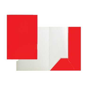 Subcarpeta Ejecutivo. Mida: 32,5x23,5 cm. Color blanc