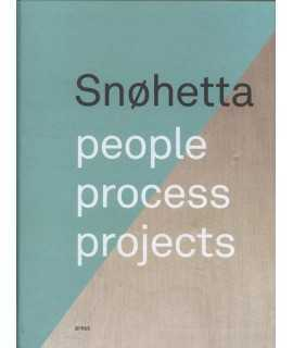 Snohetta People process projects