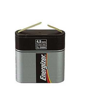 Piles model 3LR12. Voltatge: 4,5 v. 1 unitat