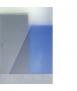 Dossier amb bossa, DIN A4. Mida: 24x31,5 cm. Color transparent