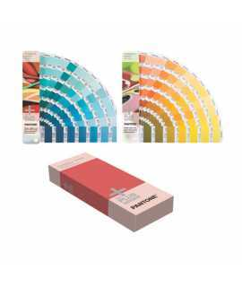 Carta de colores Pantone Impressor, mate y brillante.
