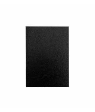 Tapas Oslo DIN A4. Color negro. 50 unidades