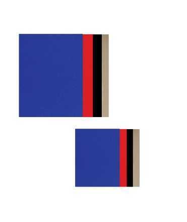 Cartulina Fabriano Colore DIN A4, 200 g. Color negro. 100 unidades