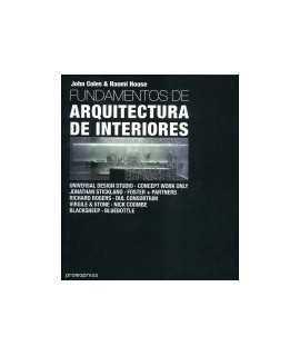 Fundamentos de arquitectura de interiores