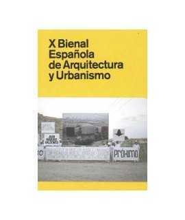 X Bienal Española de Arquitectura y Urbanismo
