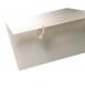 Sobre Autodex. Mida: 11,5x22,5 cm. Color blanc. Finestra a la dreta.