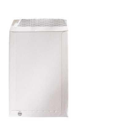Bossa Autodex. Mida: 18,4x26,1 cm. Color blanc. 25 unitats