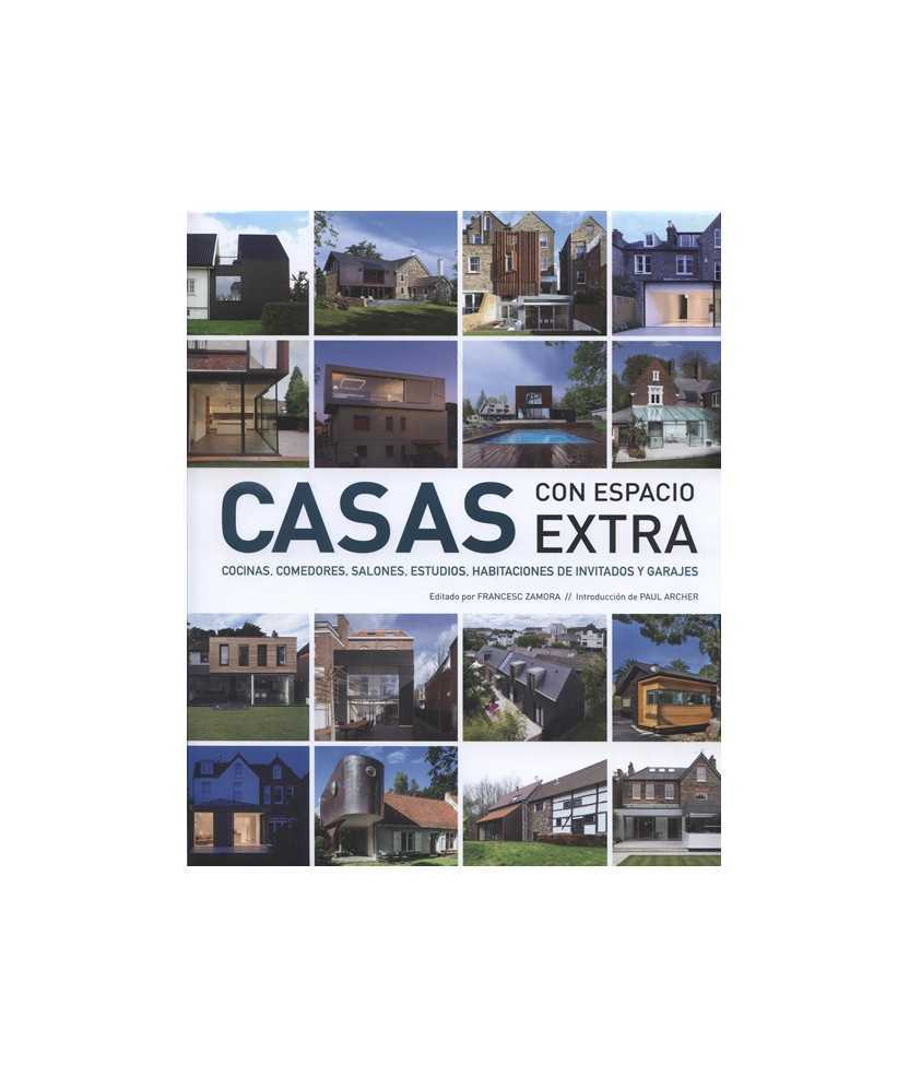 Casas con espacio extra Cocinas, comedores, salones, estudios, habitaciones  de invitados y garajes. . ZAMORA MOLA, Francesc