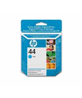 Cartucho HP 44 cian, 51644C