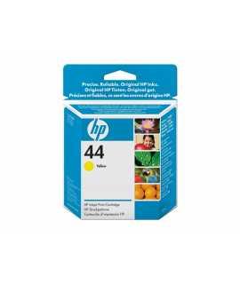Cartucho HP 44 amarillo. 51644Y