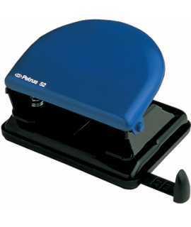 Perforadora 52. Color azul