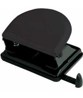 Perforadora Petrus 52. Color negro