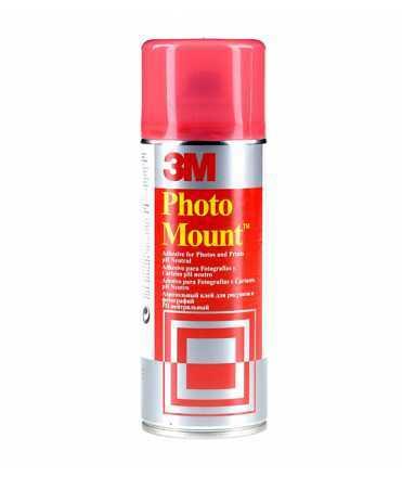 Esprai adhesiu Photo-Mount