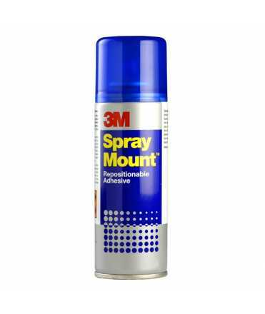 Esprai adhesiu Mount