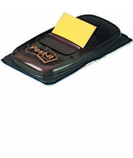 Banderitas Post-it. Tamaño: 2,5x4,3 cm. Color amarillo. 50 unidades.