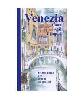 Venezia Canalli Calli Campielli