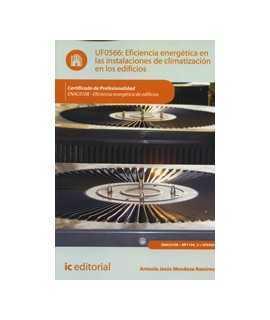 UF0566: Eficiencia energética en las instalaciones de climatización en los edificios.