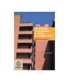 Cerramientos convencionales de fábrica de cerámica vista: exigencias básicas