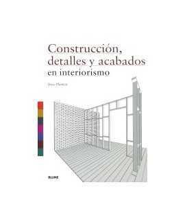Construcción,detalles y acabados en interiorismo