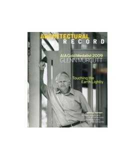 ARCHITECTURAL RECORD, 5 (2009): AIA Gold Medalist 2009, Glenn Murcutt