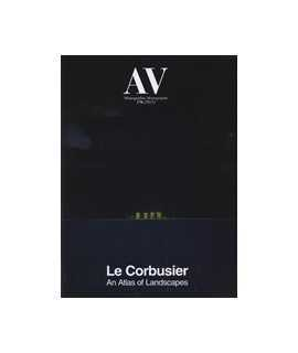 REVISTA AV N.176, Le Corbusier An Atlas of Landscapes