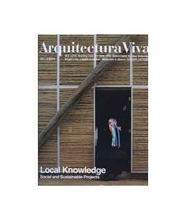 ARQUITECTURA VIVA, 161: Local Knowledge, Social and Sustainable Projects