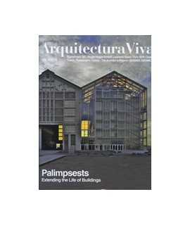 ARQUITECTURA VIVA, 162: Palimpsests, Extending the Life of Buildings