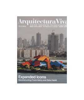 ARQUITECTURA VIVA, 170: Expanded Icons, Deconstructing Frank Gehry and Zaha Hadid