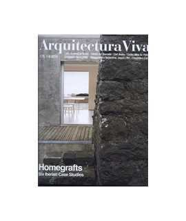 ARQUITECTURA VIVA, 176: Homegrafts, Six Iberian Case Studies
