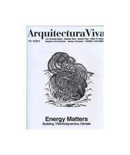 Arquitectura Viva, 178.10: Energy Matters: Building, Thermodynamics, Climate