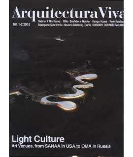 ARQUITECTURA VIVA, 181: Light Culture