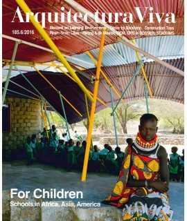 Arquitectura Viva, 185 For children