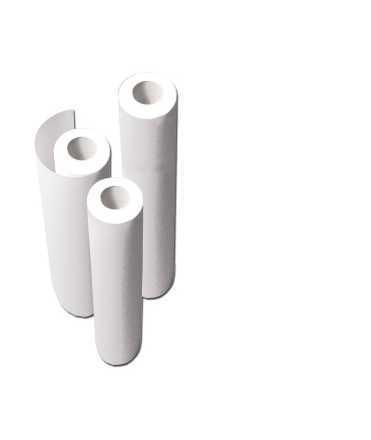 Paper vegetal Transplot, 90 g. Mida: 61 cm x 50 m. Rotlle de 50 m