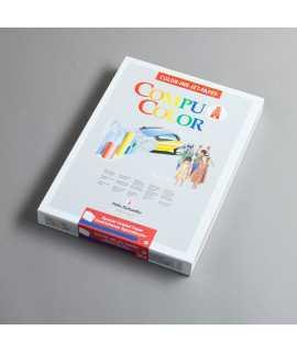 Paper mat Compu Color DIN A4, 120 g. 200 fulls
