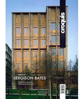 El Croquis, 187: Sergison Bates 2004-2016