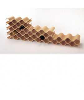 Botellero modular 'Teula/Wave'. 4 botellas