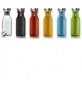 Gerra 'Fridge Carafe'. Color negre