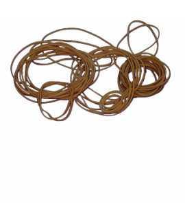 Gomas elásticas. Tamaño: 60 mm. 100 g.