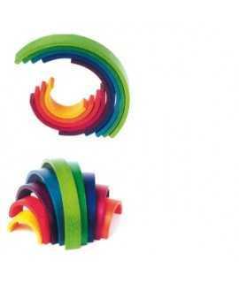 Joc de fusta 'Rainbow'