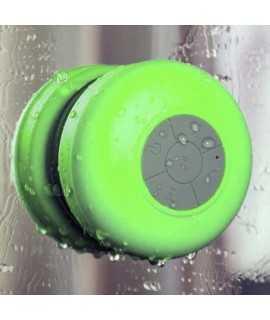 Altavoz para la ducha