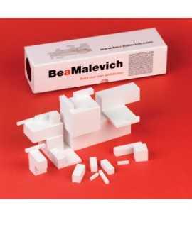 Joc de construcció 'Be a Malevich'. 27 peces