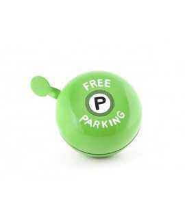 Timbre de bicicleta Free Parking