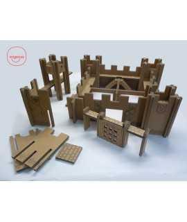 Joc de construcció Castell Can Pau