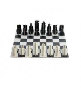 Juego de ajedrez Noir
