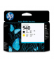Capçal HP 940 negre i groc. C4900A