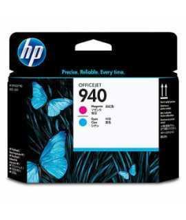 Capçal HP 940 cian i magenta. C4901A