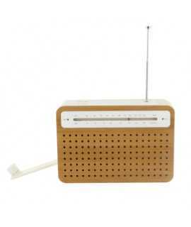 Radio modelo Safe Bamboo