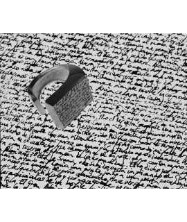 Anillo Manuscrit