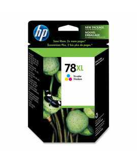 Cartutx HP 78XL tricolor. C6578A